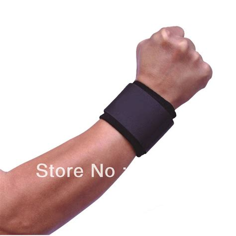 Wrist Band Lifting Support Fitness Tali Beban free shipping one pair wrist brace support band weight lifting in wrist
