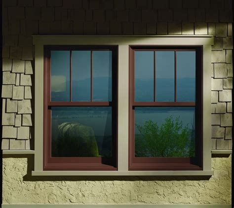 Craftsman Style Windows Decor Craftsman Style Hung Windows Hung Window With Exterior Trim 2 Garage Converted