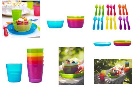 Ikea Kalas ikea quot kalas quot children s dinner cutlery set bowl plate cup set of 6 or 32 ebay