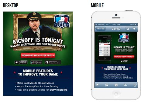 espn football scores mobile emails we espn s football mobile app