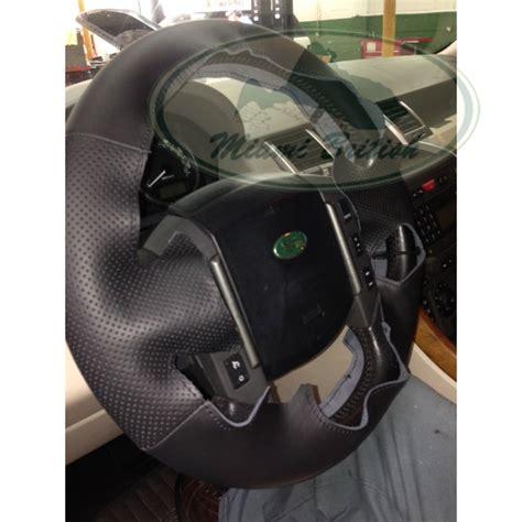 land rover steering wheel cover land rover steering wheel cover lr3 range sport lr017035c