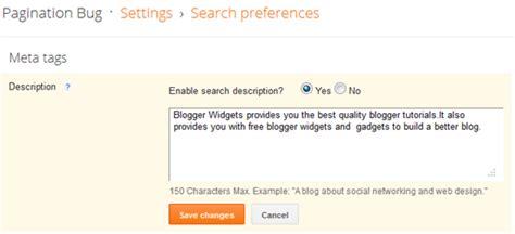 blogger description add meta description tags to blogger blogger widgets