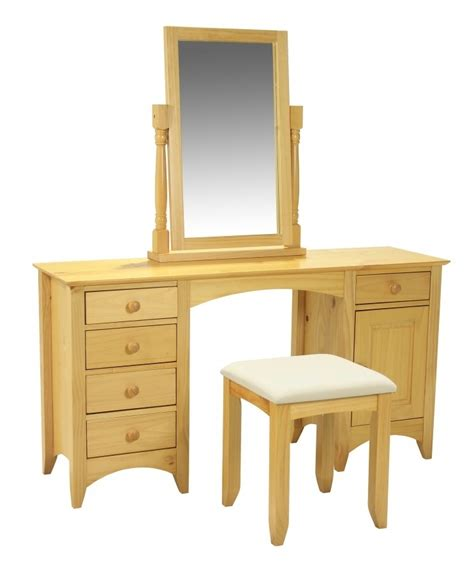 pine bedroom wardrobe and chest of drawers homegenies