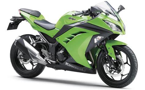How Much Is A Kawasaki 300 by Kawasaki 300 2012 On Review Mcn