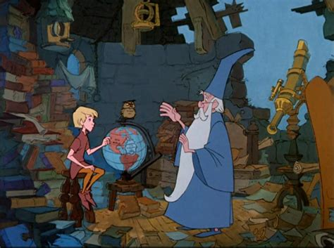arthur and the end of all magic books wool and wheel the sword in the 1963