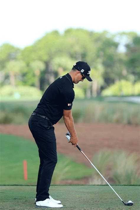 adam scott iron swing swing sequences of players at honda classic i love golf