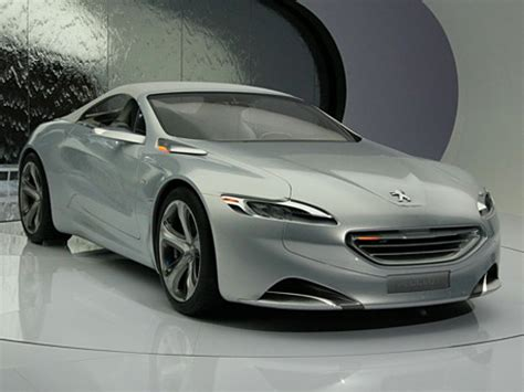 luxury peugeot cars top 10 high tech luxury cars at the 2010 geneva motor