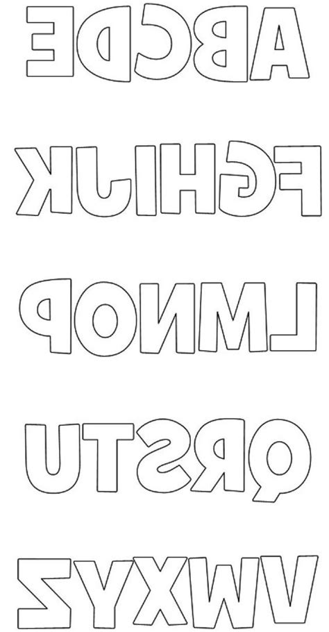 printable font numbers printable block letters and numbers for scrapbooking and