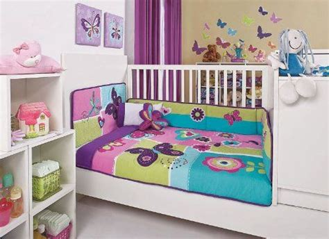 Bright Baby Bedding Sets Bright Bedding Nursery Pinterest Baby Purple Bed Sets And Babies