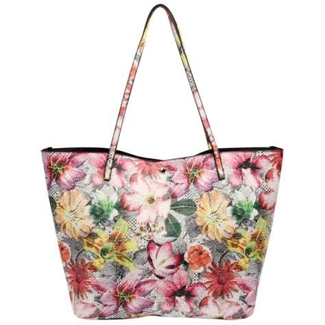 pixel floral tote bag gifts for s day gifts for