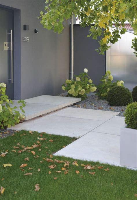 conceo sichtbeton grau tocano podestplatte vorgarten
