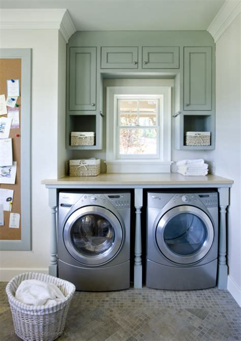 How To Decorate A Laundry Room How To Create Stylish Laundry Room Design Interiorholic