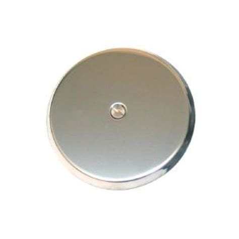 bathtub cleanout plate 6 in stainless steel wall cleanout cover plate 6 cplss