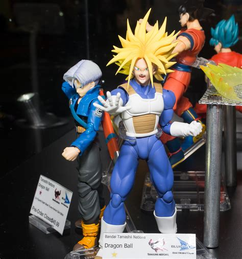 z s toy fair 2016 tamashii nations s h figuarts dragon ball