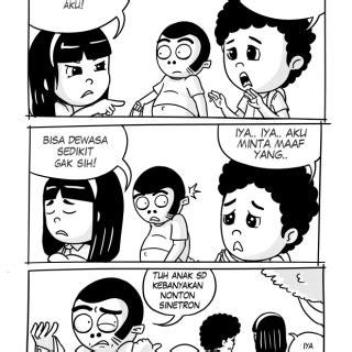Komik Corat Coret 40 karya terpilih lomba komik corat coret tema pelajar indonesia hellomotion