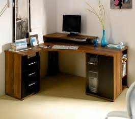 Corner Home Office Desk 12 Space Saving Designs Using Small Corner Desks