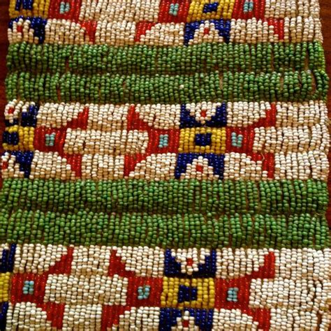 beadwork sioux sioux plains indians beaded strike by secondeditionaustin