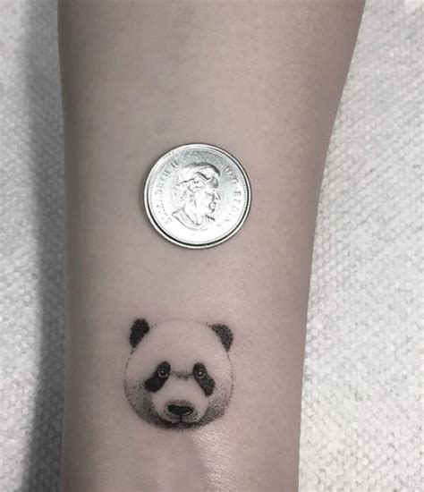 20 cute panda tattoo designs and images 20 cute and cuddly animal tattoos onpoint tattoos
