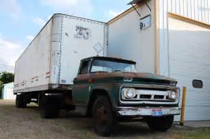 1963 c60 chevy semi truck steve h flickr