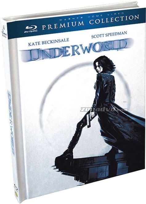 libro underworld underworld edici 243 n premium libro blu ray