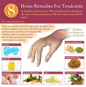 8 home remedies for tendonitis white willow bark potato