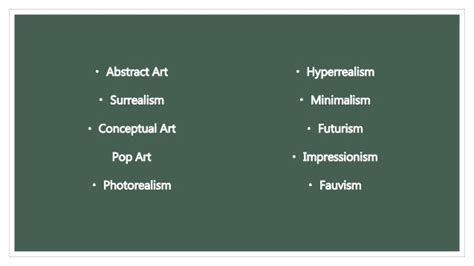 definition of style all about painting definition elements types styles