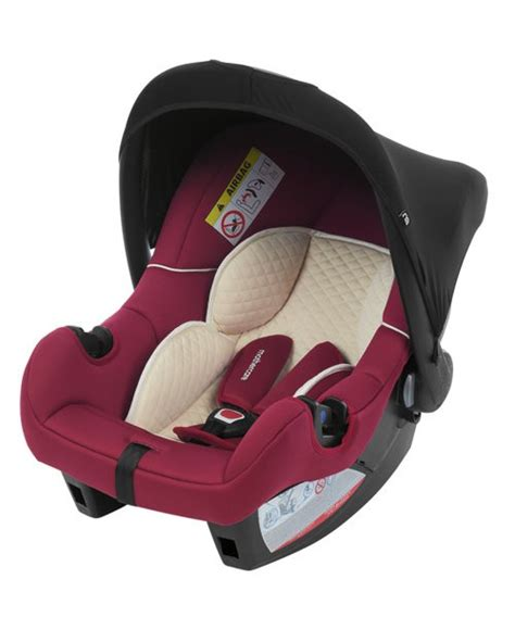 Mothercare Ziba Baby Car Seat mothercare ziba baby carseat carrier