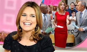 Todays Savannah Guthrie Being Treated For Migraines And Seeing | today s savannah guthrie being treated for migraines and