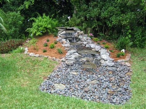 water ponding in backyard pin backyard ponds on pinterest