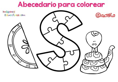 imagenes infantiles para colorear pdf abecedario para colorear 20 imagenes educativas