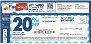 printable bed bath beyond printable coupons