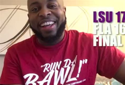 how alabama fans watched funnymaine hilariously parodies how alabama fans