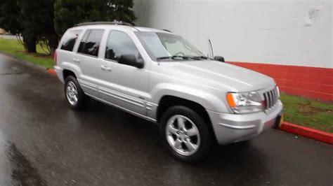 silver jeep grand 2004 2004 jeep grand limited 4 7l v8 silver