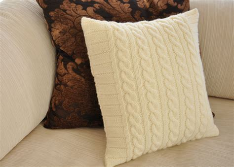 cable knit pillow cover ivory cable knit pillow cover knit throw pillow
