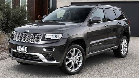2015 Jeep Grand Review Summit Platinum Carsguide