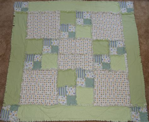 Rag Quilt Pattern Baby by Baby Rag Quilt Pattern Machine Quilting Rag Quilts