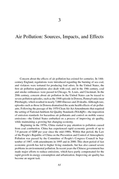 the informed air essays books effect of air pollution essay docoments ojazlink