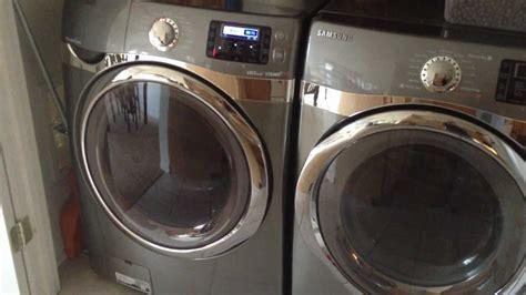 samsung front loader washer  dryer review wfabp