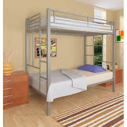 Metal Bunk Beds Walmart Your Zone Metal Bunk Bed Walmart