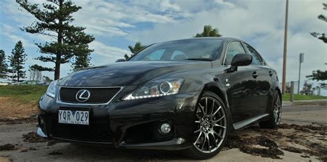 Most Comfortable Sports Car by Lexus Is F Review Caradvice