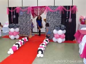 25 ideas fashion show party