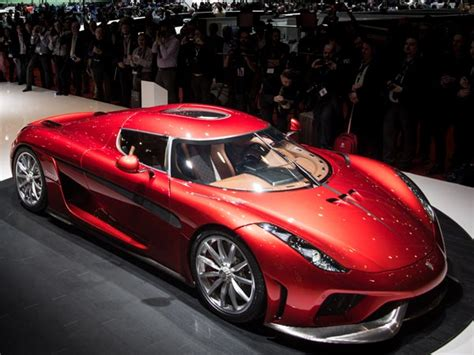 koenigsegg crash test koenigsegg regera crash test withstands tough tests