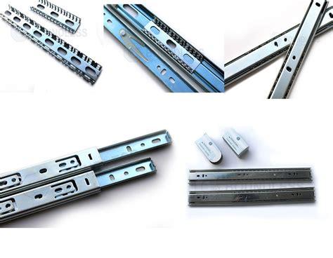 types of ball bearing drawer slides jieyang 27mm wide 2 folds slide type ball bearing drawer