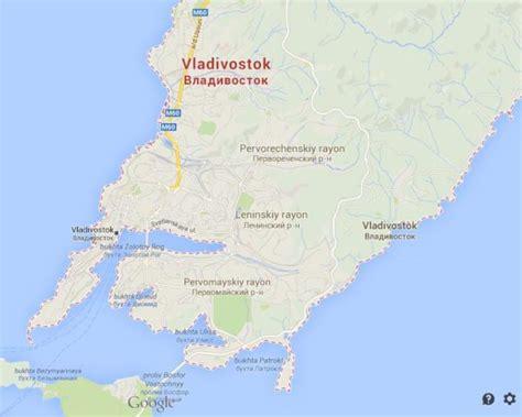 vladivostok on world map vladivostok eastern russia world easy guides