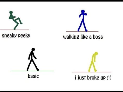 flash tutorial walking animation basic stickfigure walking with emotions flash animation