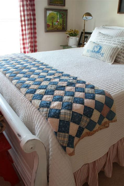 puffy headboard squares on the diagonal thicker batting to create a more
