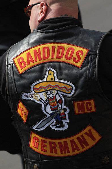 Bikers Brotherhood Bandidos berlin bandidos motorcycle clubs 10th anniversary