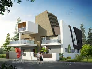 Bungalow Architecture 3d architectural bungalow isometric