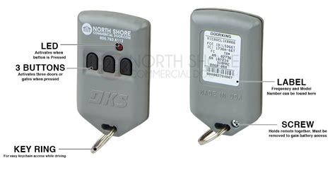 Garage Door Opener Vs Transmitter Doorking 8068 080 Microclik 3 Ch Micro Gate Garage Door