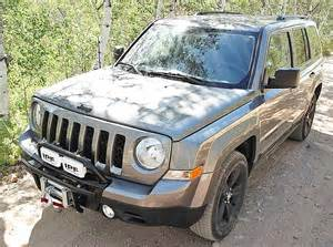 Jeep Patriot Bumper Jeep Patriot Bumper Winch Mount And Bumpers For Jeep Patriot